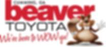 Beaver Toyota BT-0003 Logo with Bucky FI