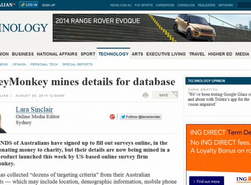 Is Your Client Survey Data Secure or Being Mined?