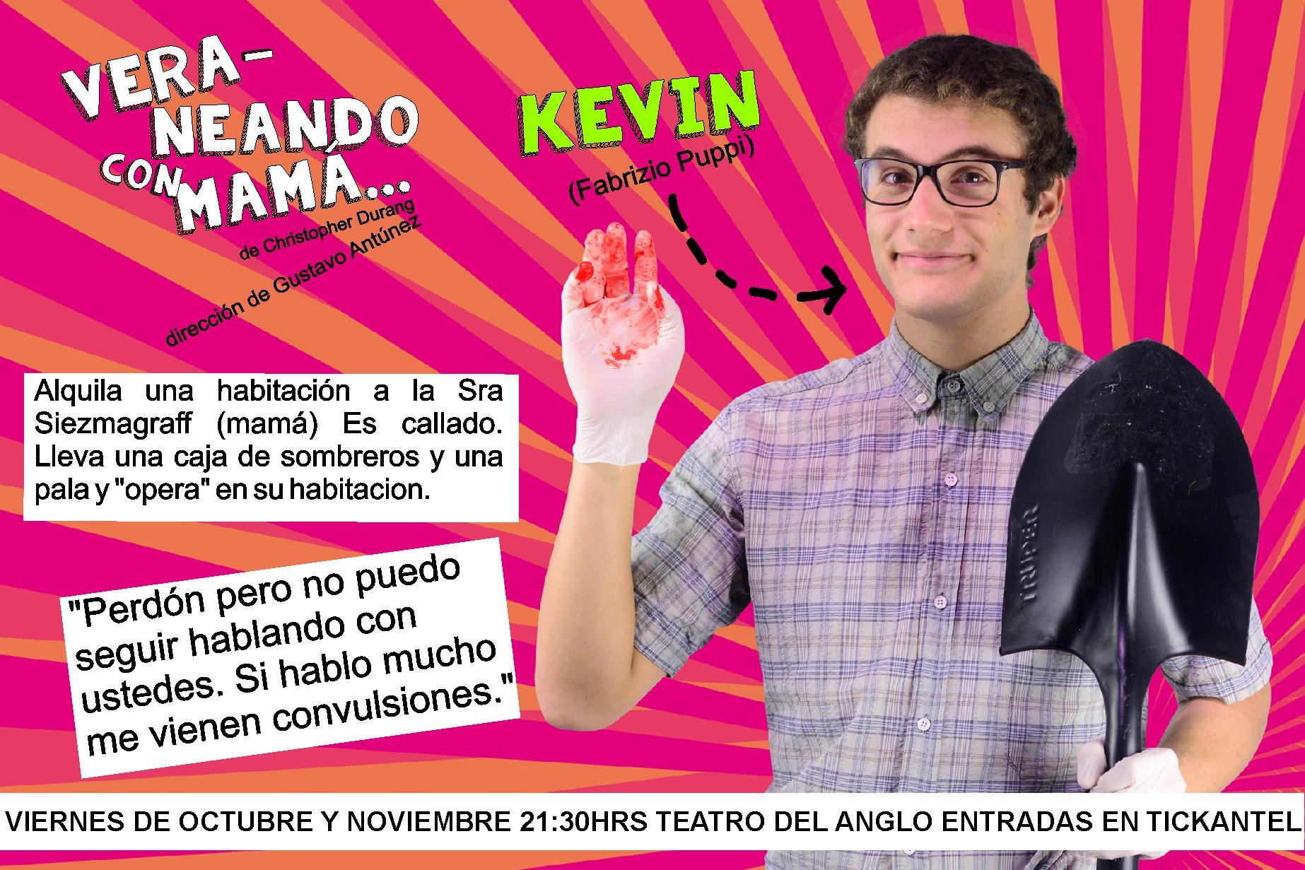 Kevin promo
