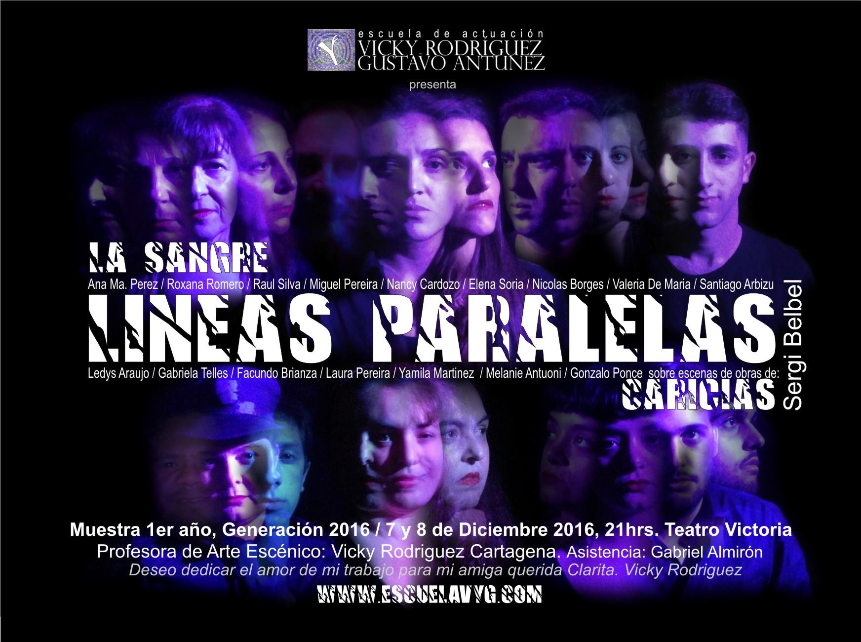 Lineas Paralelas (2016)