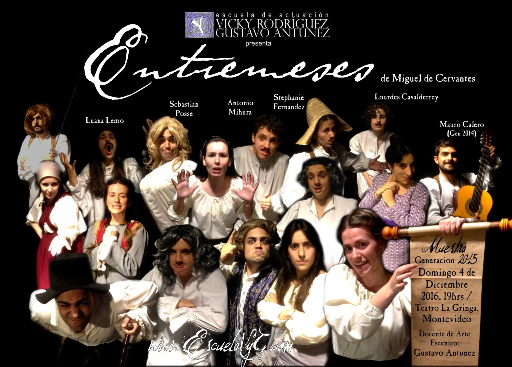 Entremeses (2016)