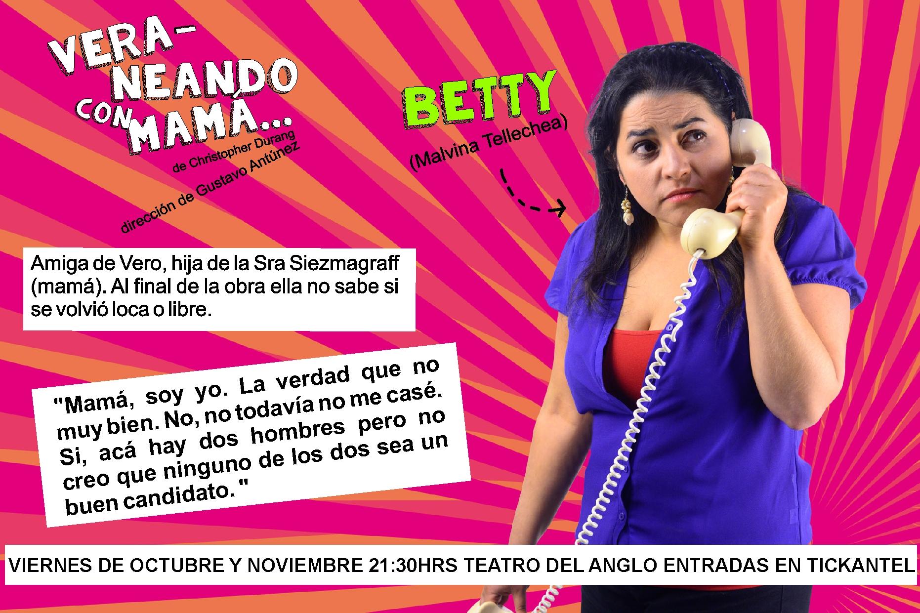 Betty promo
