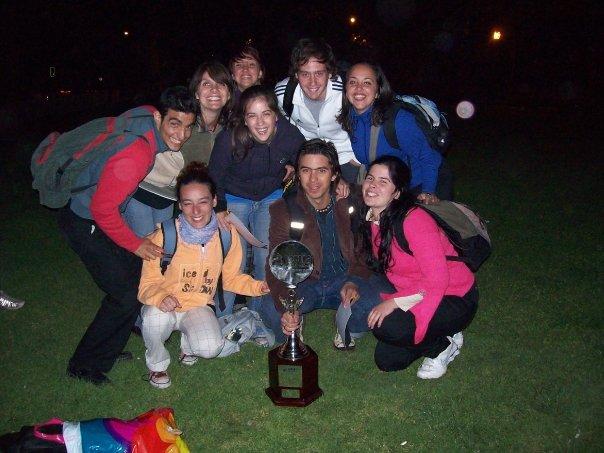 2o premio en Festival Chile