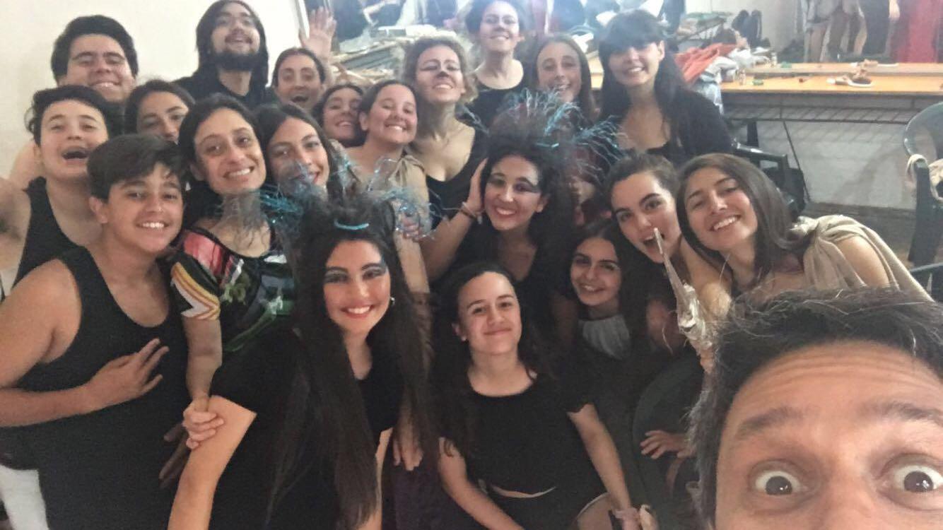Adolescentes 2017