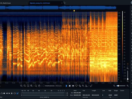 音声解析ではなく音質改善専門サービスを運営しています
