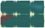 波形編集 音声データ 音割れ 修復方法 カメラマン 映像制作 レベル設定 ライン録音 音声修復