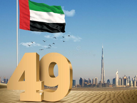Happy 49 National Day
