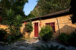Guesthouse grounds