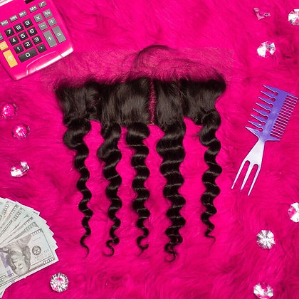 INDIAN LOOSE WAVE FRONTALS