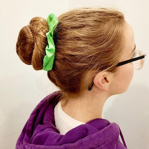 Satin Hair Scrunchie