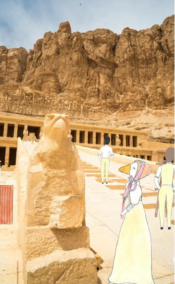 Sophie in Luxor.png
