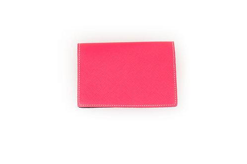 Passport Holder (Magenta Pink)