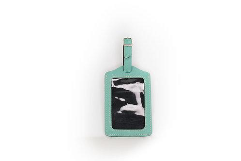 Luggage Tag (Peal Green)