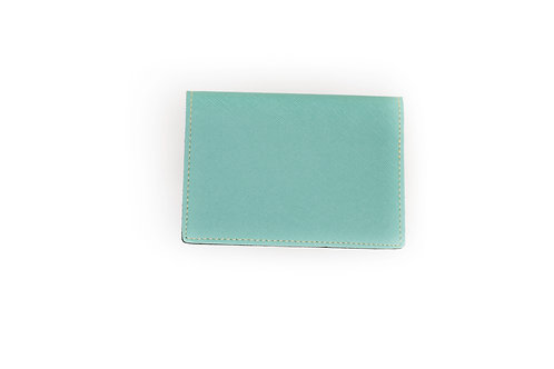 Passport Holder (Pale Green)