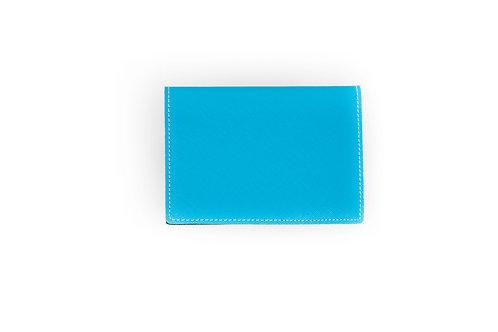 Passport Holder (Teal Blue)