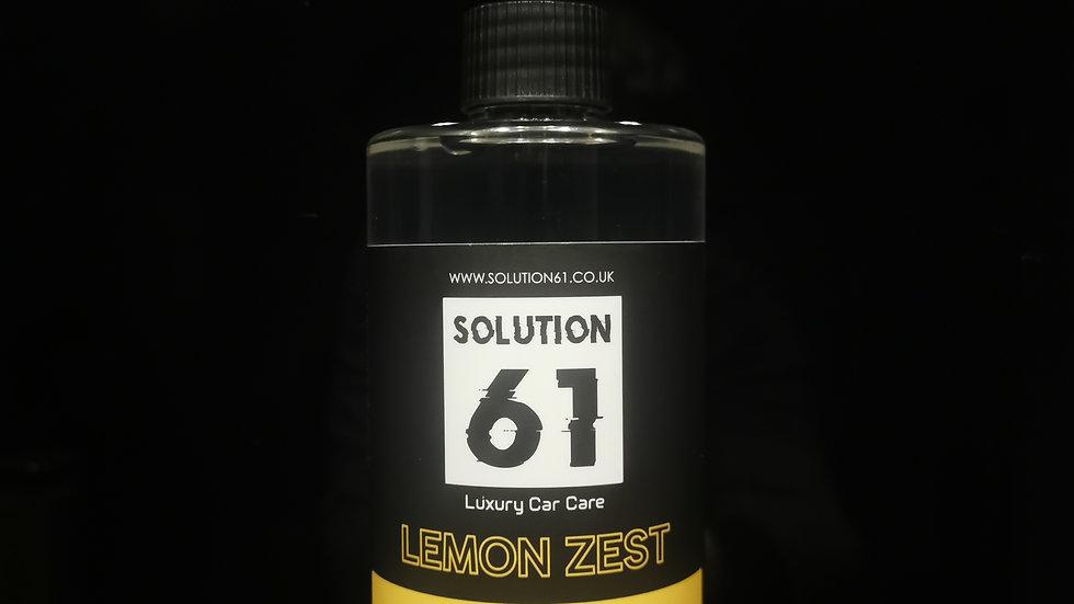Lemon Zest Interior Cleaner