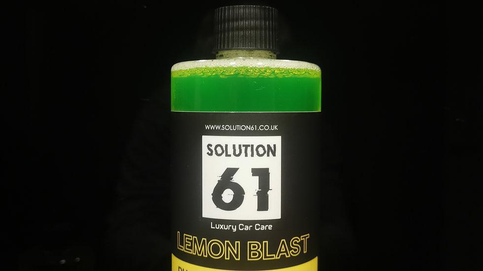 Lemon BLAST - PH Neutral Snow Foam
