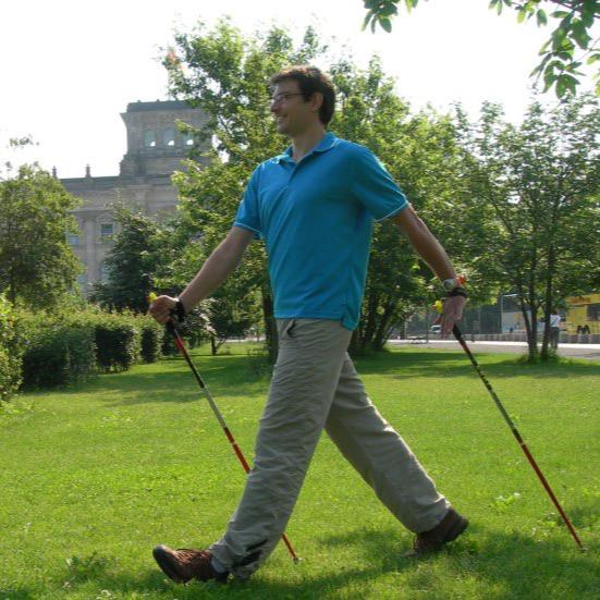 Nordic Walking Basiskurs (8 Wochen Kurs)