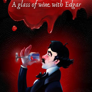 A Glass of Wine with Edgar