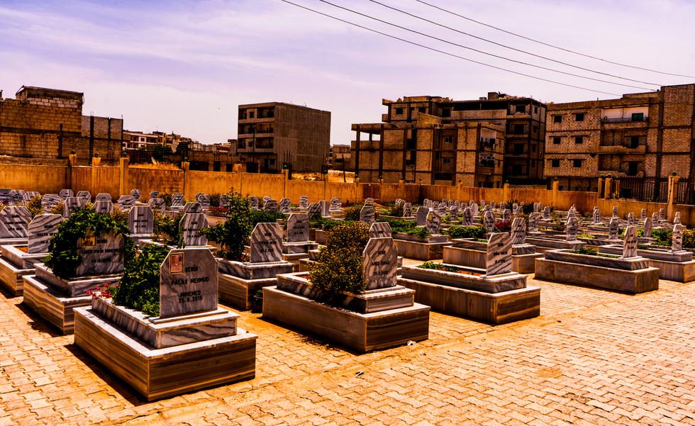 Civilian Graveyard