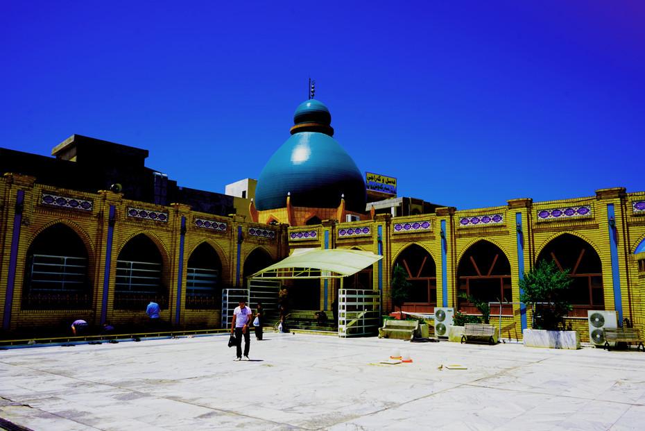 Mosque in Sulymaniyah