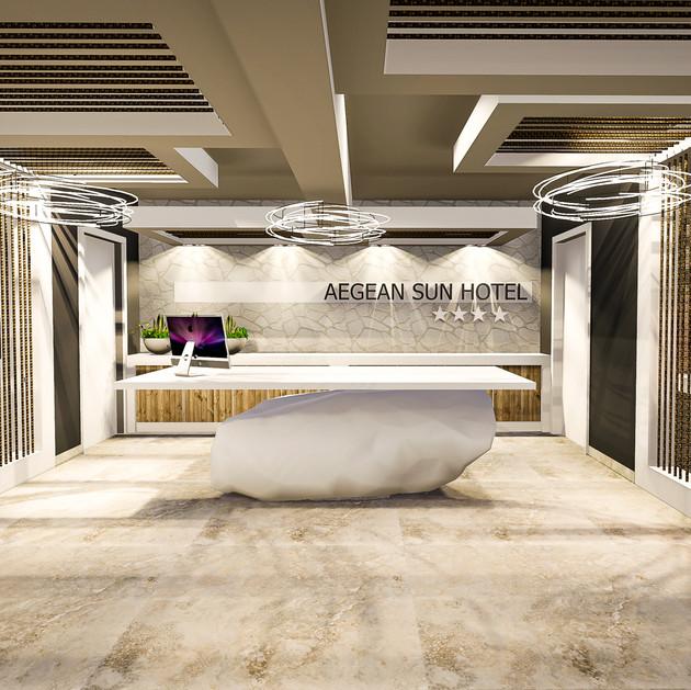 Madonna & Aegean Hotels