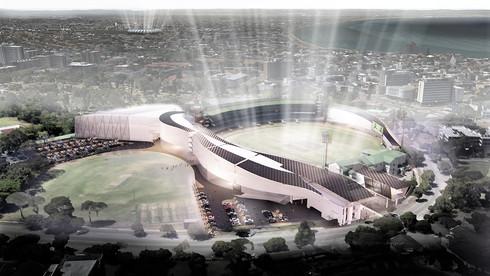 T20 Cricket Stadium