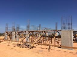 Obras do Residencial Jabuticabas avançam