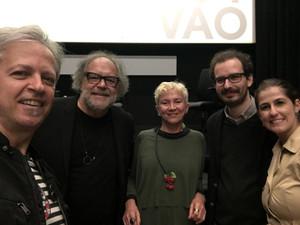 Gustavo Penna participa de palestras em Belo Horizonte, São Paulo e Poços de Caldas.