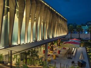 Novo espaço gastronômico projetado pela GPA&A
