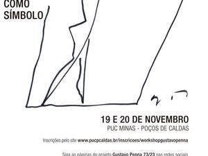 Em novembro acontece o 1º workshop do projeto Gustavo Penna 73/23