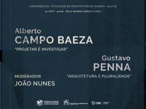 Arquitetura e pluralidade na Universidade de Lisboa