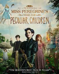 Escape Reality with Miss Peregrine and Her Peculiar Children