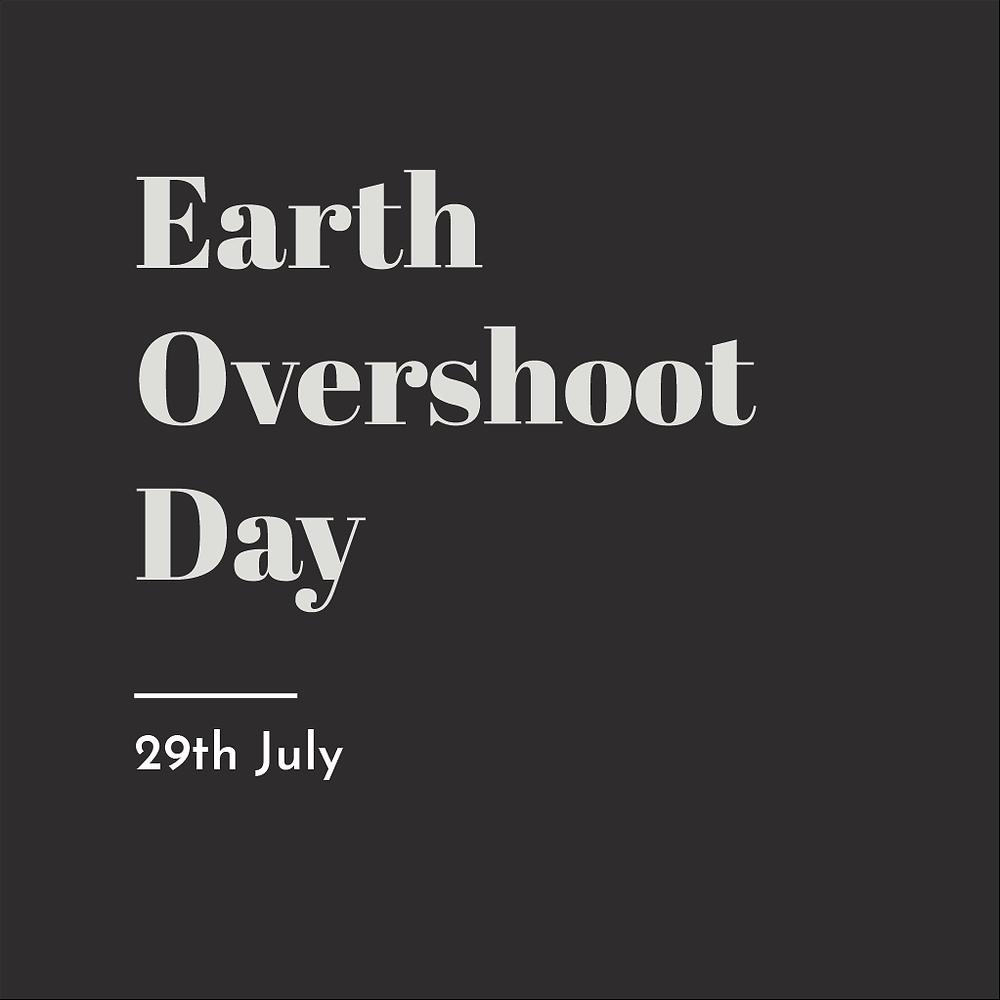 Earth Overshoot Day 2019