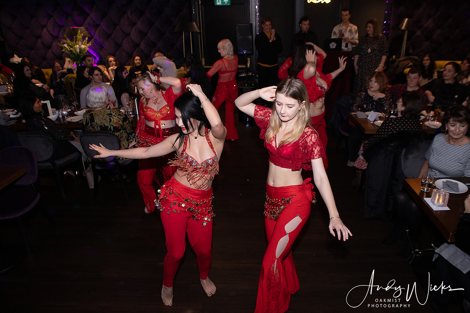 Enticingly Belly Dance