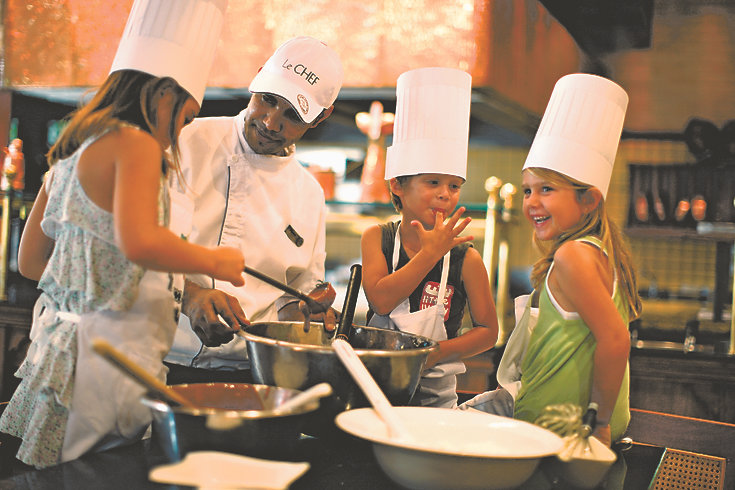 Cooking class at Heritage Awali Mauritius