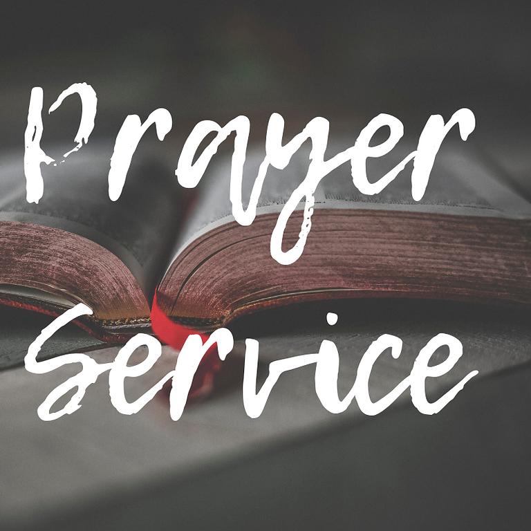 Prayer & Evangelism Service