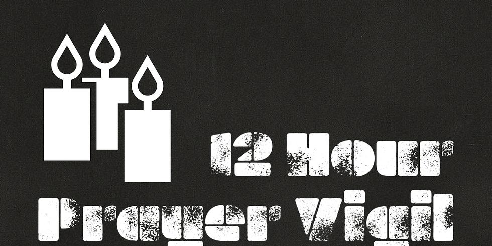 All Night Prayer Vigil