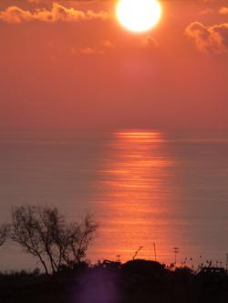 51. October sunset from Lithia.JPG