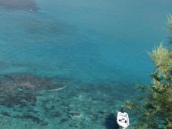 5. Agali's clear blue water.JPG
