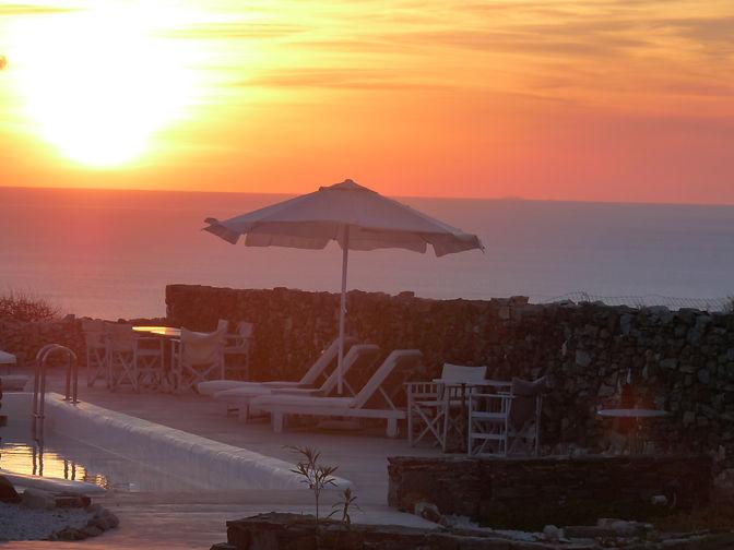 Lithia Villas - Boutique holiday accommodation Folegandros