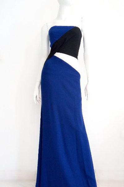BCBG MAXAZRIA ロングドレス