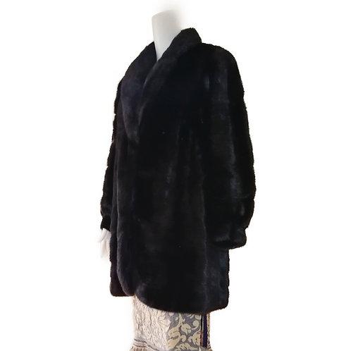 ミンクのコート