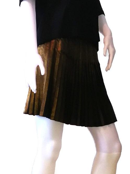 KAREN MILLEN プリーツスカート