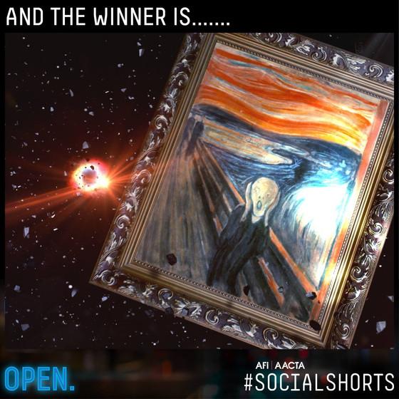 Journey wins AACTA's Social Shorts!