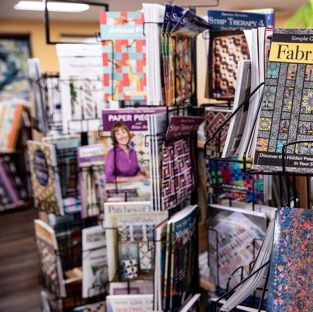 Assorted Pattern Books