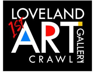 Loveland's 1st Art Gallery Crawl