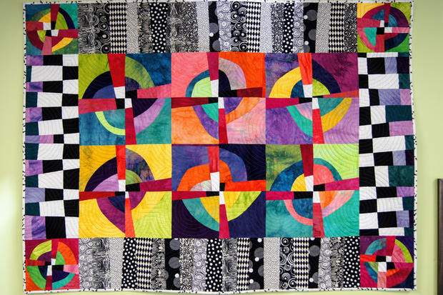 Quilter's Playtime Example