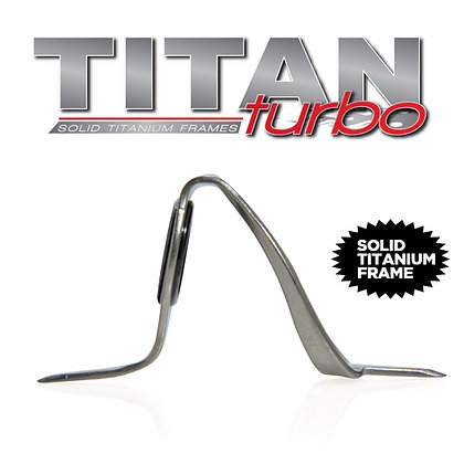 Titan Turbo Boat Rod Guides