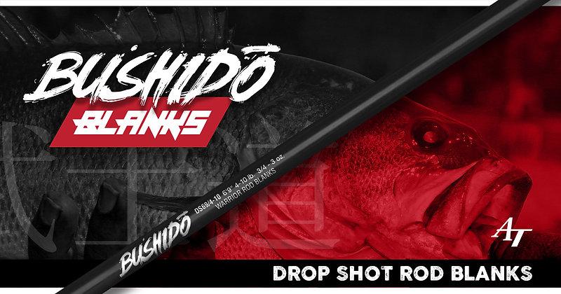Bushido Drop Shot Series